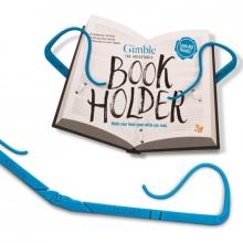 Gimble Book Holder - True Blue