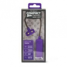 , The Really Compact Book Light - Purple