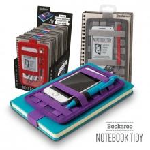 , Bookaroo Notebook Purple