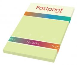 , Kopieerpapier Fastprint A4 80gr citroengeel 100vel