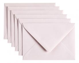 , Envelop Papicolor C6 114x162mm lichtroze