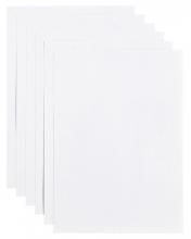 , Kopieerpapier Papicolor A4 200gr 6vel kraft wit