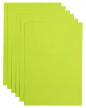 , Kopieerpapier Papicolor A4 200gr 6vel appelgroen
