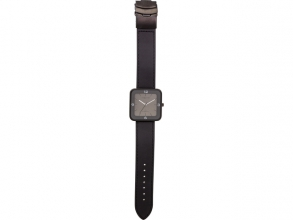 , Horloge NeXtime Square Wrist zwart