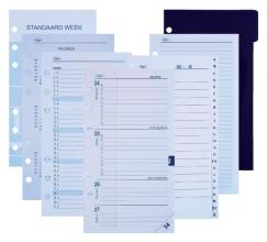 , Agendavulling 2021 Kalpa Personal Standaard jaardoos 7dag/2pagina`s