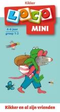 Mini loco 1 Kikker en al z`n vriendjes