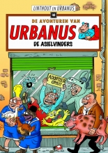 Willy  Linthout Urbanus 168 De Asielvinders