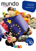 Mundo 10 Europa leerjaar 2 lwoo/bk Themaschrift