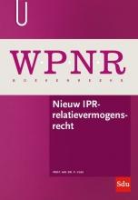 P. Vlas , Nieuw IPR-relatievermogensrecht