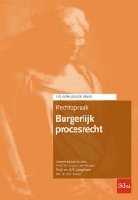 , Rechtspraak Burgerlijk procesrecht