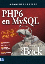 Steve Suehring  Joyce Park  Tim Converse, PHP 6 and MY SQL het complete Handboek