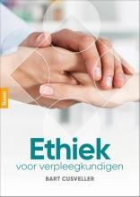 Bart  Cusveller Ethiek voor verpleegkundigen