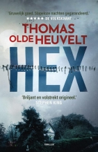 Thomas Olde Heuvelt HEX