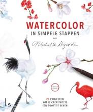 Michelle Dujardin , Watercolor in simpele stappen met Michelle Dujardin