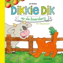Jet Boeke , Dikkie Dik op de boerderij