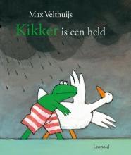 Max  Velthuijs Kikker is een held