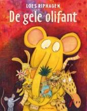 Loes  Riphagen De gele olifant
