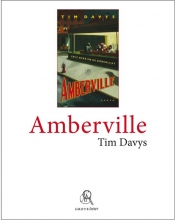Tim  Davys Amberville (grote letter) - POD editie