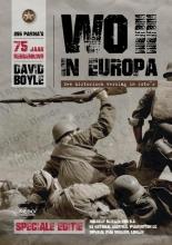 David Boyle , WO II in Europa +