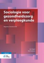 Rob Keukens Jan Stapel, Sociologie voor gezondheidszorg en verpleegkunde