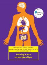 John van Meeteren Lidia Dudink  Aline Bouwes  Charissa Portiér  Hanny Groenewoud, Pathologie voor verpleegkundigen met MyLab NL toegangscode
