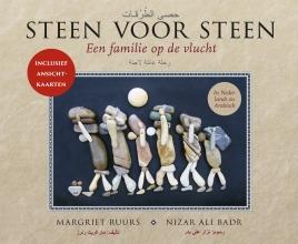 Margriet  Ruurs, Nazir Ali  Badr Steen voor steen