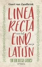Geert van Zandbrink Linea recta naar het eind van je Latijn