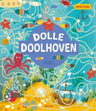 Lida Danilova , Dolle doolhoven