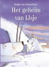 Guido Van Genechten Clavisje Het geheim van IJsje