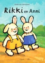 Guido Van Genechten Rikki en Anni Clavisje pocketeditie