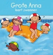 Kathleen  Amant Grote Anna leert zwemmen