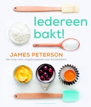James  Peterson Iedereen bakt