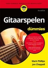 Jon Chappell Mark Phillips, Gitaarspelen voor Dummies