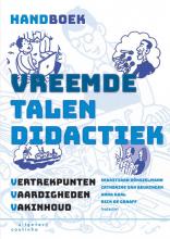 Anna Kaal Sebastiaan Dönszelmann  Catherine van Beuningen, Handboek vreemdetalendidactiek