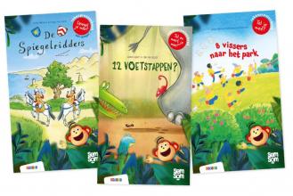 , Pakket Semsom prentenboeken (3 titels)