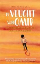 Lysette van Geel , De vlucht van Omid