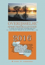 Minke  Kraijer Overijsselse spreukenkalender  2016