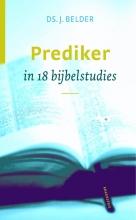 J. Belder , Prediker