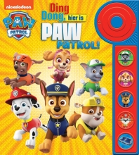 , Ding, dong, hier is Paw Patrol!