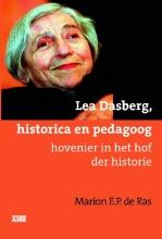 Marion E.P. de Ras , Lea Dasberg, historica en pedagoog