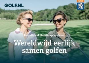 NGF , Het Wereld Handicap Systeem (Golf)
