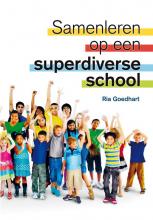 Ria Goedhart , Samenleren op een superdiverse school