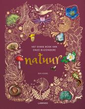Ben  Hoare Het dikke boek van onze bijzondere natuur