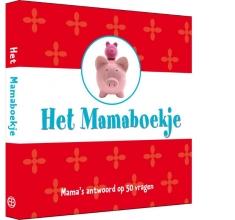 Thomas  Beekman Het Mamaboekje