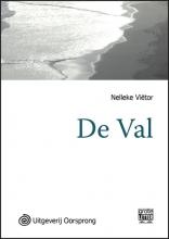 Nelleke  Vietor De Val - grote letter uitgave