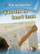Melanie  Waldron De jonge onderzoeker - Kaarten en kaart lezen