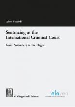 Alice Riccardi , Sentencing at the International Criminal Court