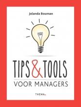 Jolanda Bouman , Tips & Tools voor managers