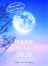 Esther van Heerebeek Maankalender 2020