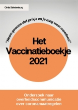 Cintia Stekelenburg , Het Vaccinatieboekje 2021